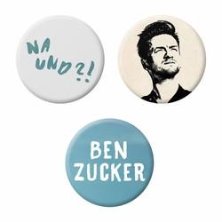 Ben Zucker Buttonset