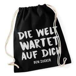 """Match Bag """"Die Welt wartet auf Dich"""""""