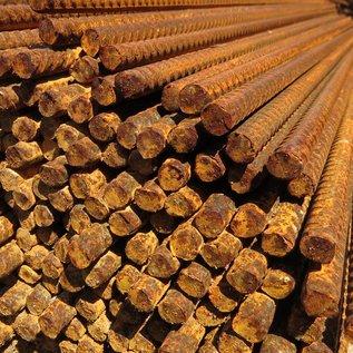 Staven bouwstaal 6 meter