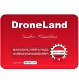 DroneLand DroneLand Waardebon 500 euro