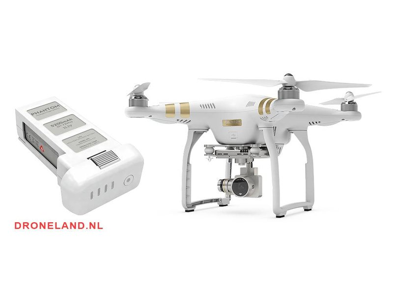 DJI DJI Phantom 3 Professional With Extra Battery