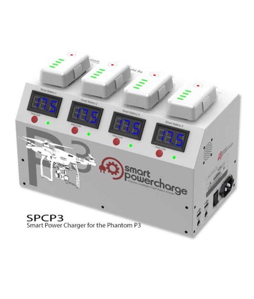 Smart Power Charge Phantom 3 Charging Station