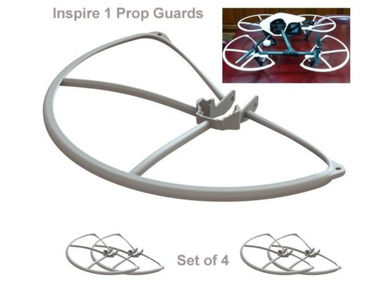 Smart Power Charge DJI Inspire 1 Prop Guards (Set of 4)