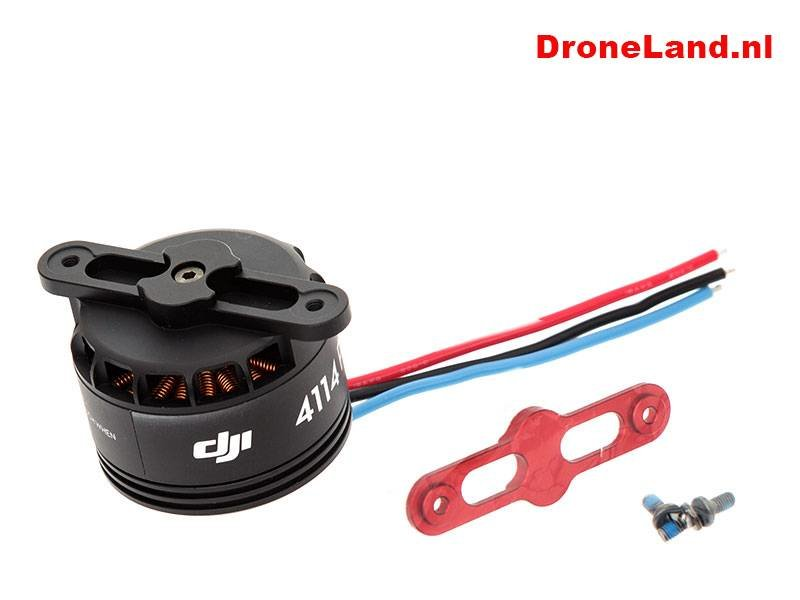 DJI DJI S900 4114 Motor With Red Prop Cover (Part 22)