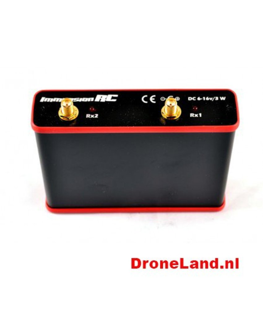 ImmersionRC Duo5800v4 5.8GHz Diversity Receiver Race Edition