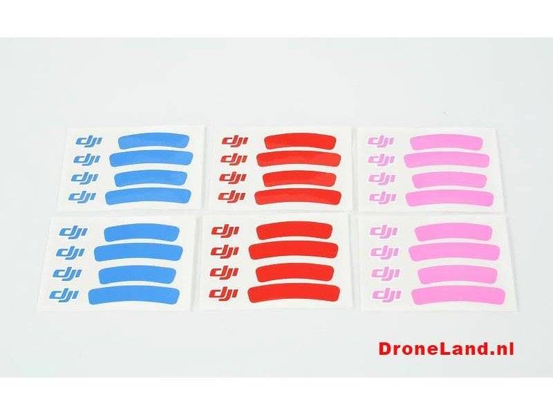 DJI DJI Phantom 2 Sticker Set (Part 23)