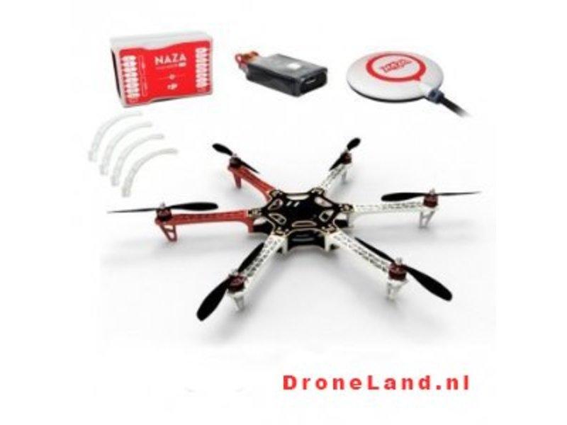 DJI DJI F550 + Naza-M Lite + Landing Gear Combo