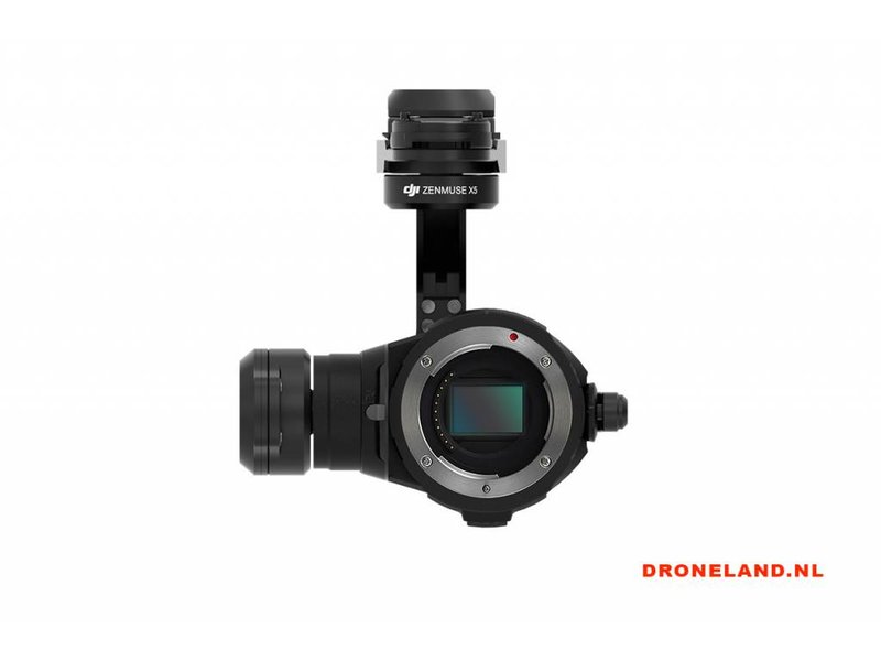 DJI DJI Zenmuse X5 Part 1 Gimbal And Camera (Lens Excluded)