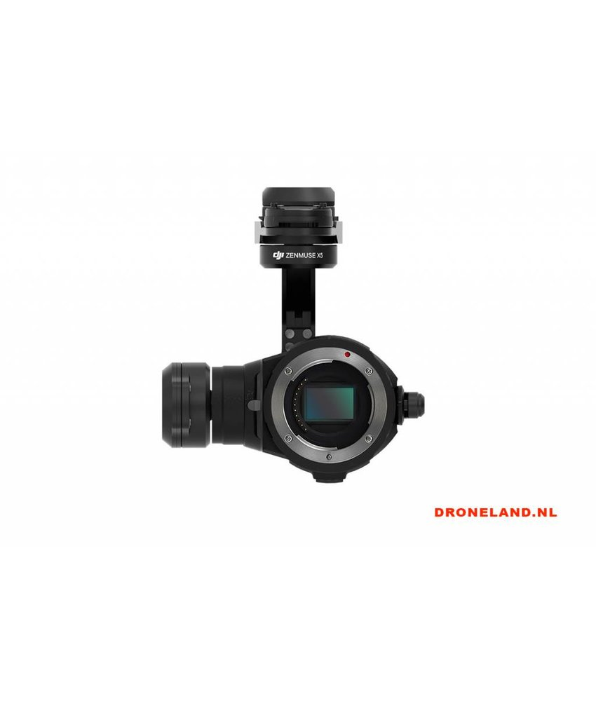 DJI Zenmuse X5 Part 1 Gimbal And Camera (Lens Excluded)