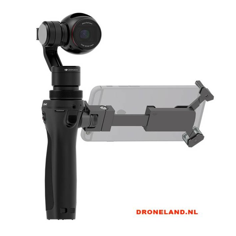 DJI OSMO: Now Temporary with Free 2x Extra Battery