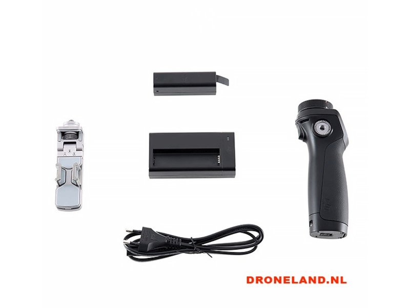 DJI DJI OSMO Handle Kit (Including Intelligent Battery, Charger and Phone Holder. Gimbal and Camera excluded.)