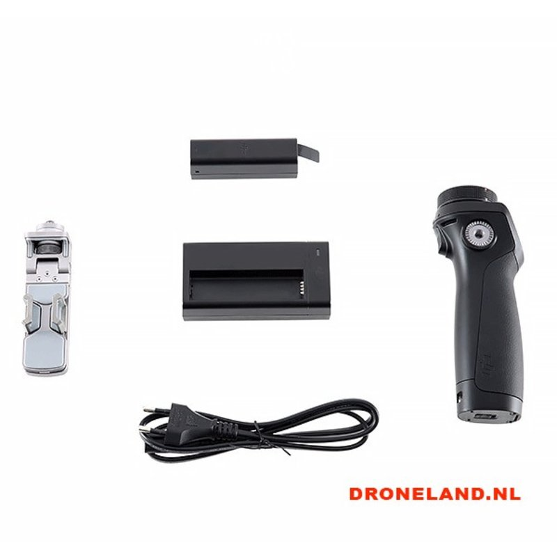 DJI OSMO Handle Kit (Including Intelligent Battery, Charger and Phone Holder. Gimbal and Camera excluded.)
