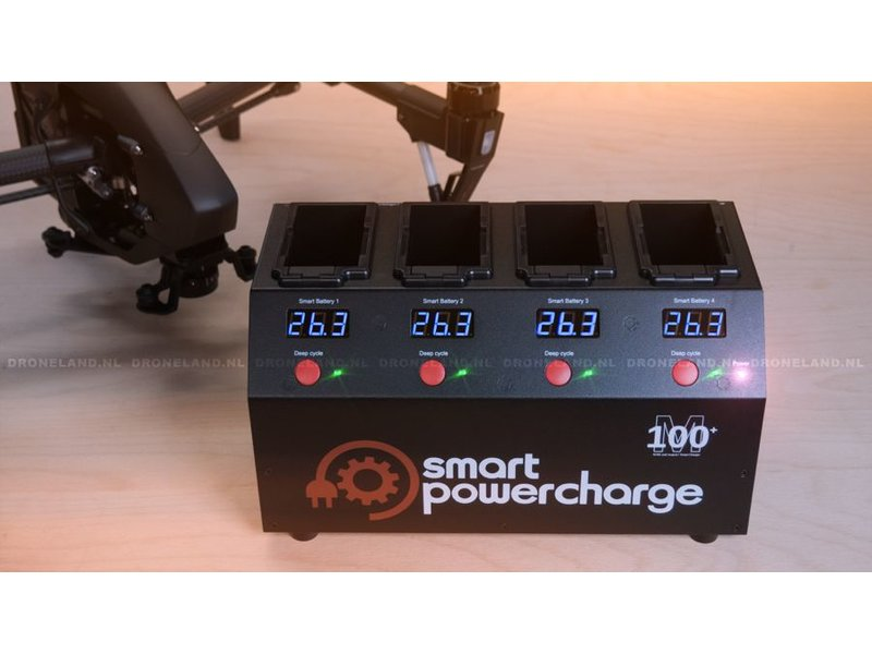 Smart Power Charge Smart Power Charge Inspire 1 / Matrice Charging Station