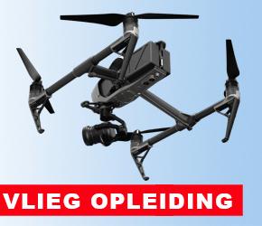 Vliegtraining Commercieel drones