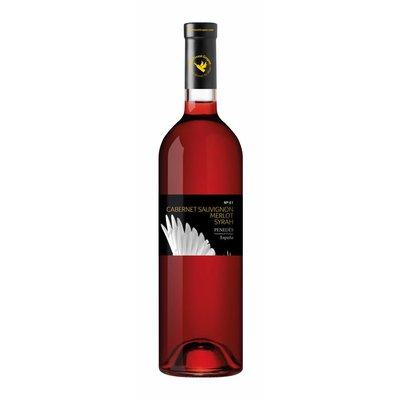 Nr. 61 Cabernet Sauvignon / Merlot / Syrah  The Finest Grapes - Penedès, Spanje