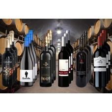 Favorieten Pakket 2017 bestaande uit 18 flessen rode wijn
