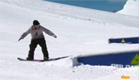 Digitale snowboard clinic