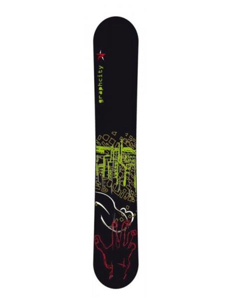Limited4Y Snowboard Graphcity
