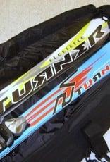 Staz Ski/ snowboard trollytas zwart canvas