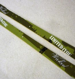 Limited4Y Twin tip Freeski Wicked