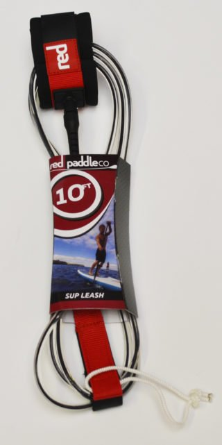 Red Paddle Co Sup Leash straight Surf 10'