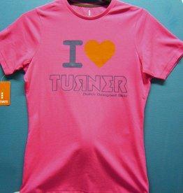 Turner T-Shirt lady I Love Turner