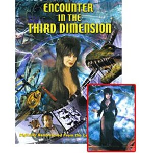 Encounter in the Third Dimension IMAX DVD
