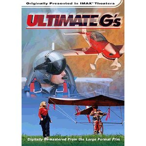 Ultimate Gs IMAX 3D DVD