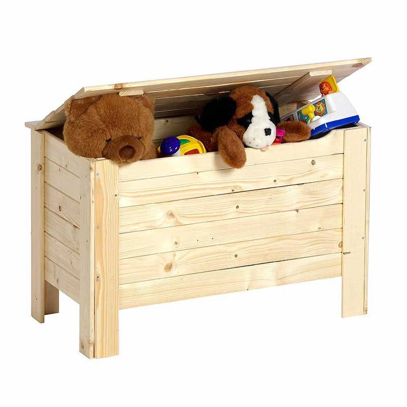 Speelgoed opbergen - OpbergSpecialist