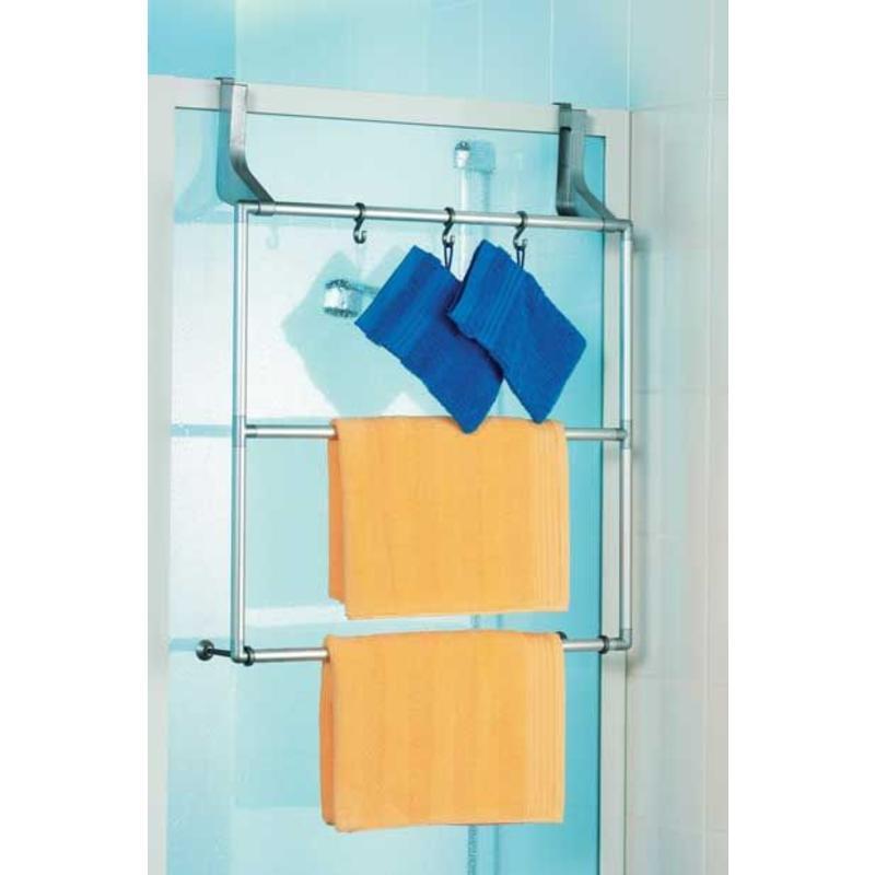 Handdoekenrek Voor Keuken : Handdoekenrek voor deur of wandmontage