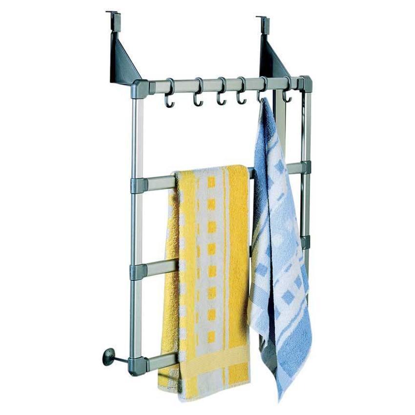 Handdoekenrek Keuken Design : Handdoekenrek deur en wandmontage – Opbergspecialist