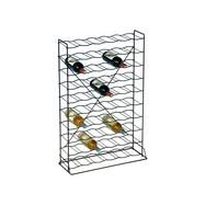 Metalen wijnrek 60 flessen