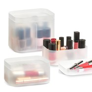 Make-up boxen set van 3