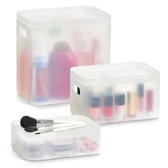 Make-up boxen set van 3 XL