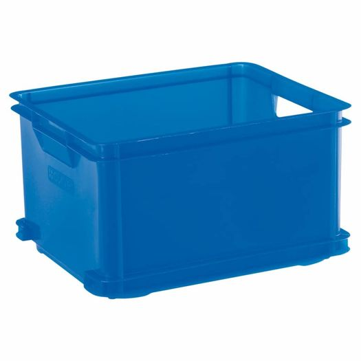 Unibox Classic L blauw