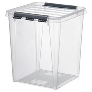 Clipbox Classic 13 transparant (15 liter)