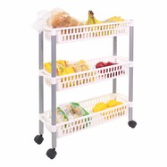 Trolley met 3 etages S