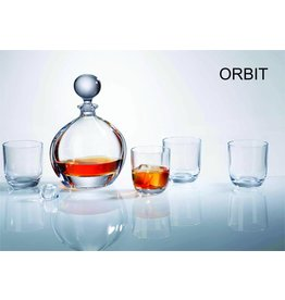 Orbit Whisky set 7 delig