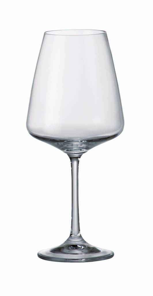 Crystalex Waterglazen of wijnglazen Naomi 450ml