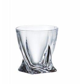 Quadro Whiskyglazen 340ml