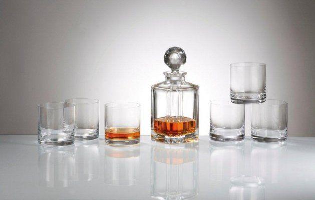 Bohemia Whiskyset  Bohemia 7 delig,