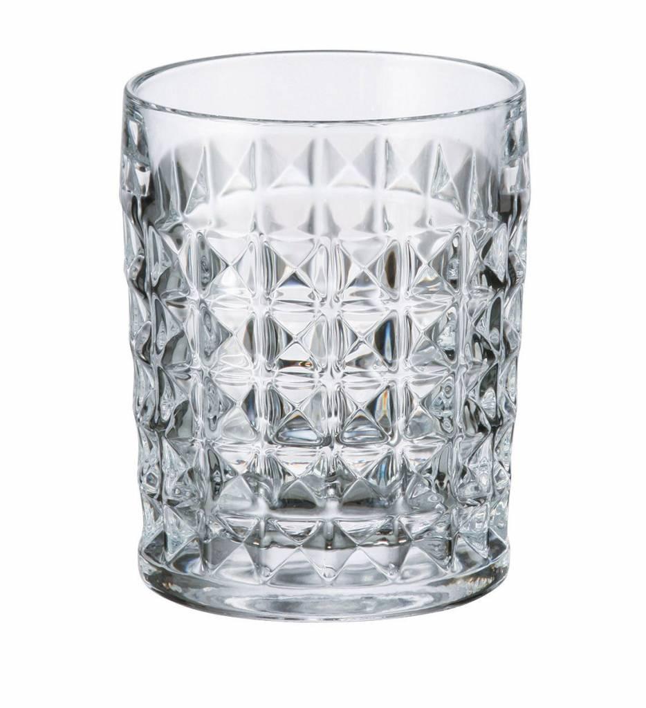 Crystalite Whiskyglas Diamand 230ml