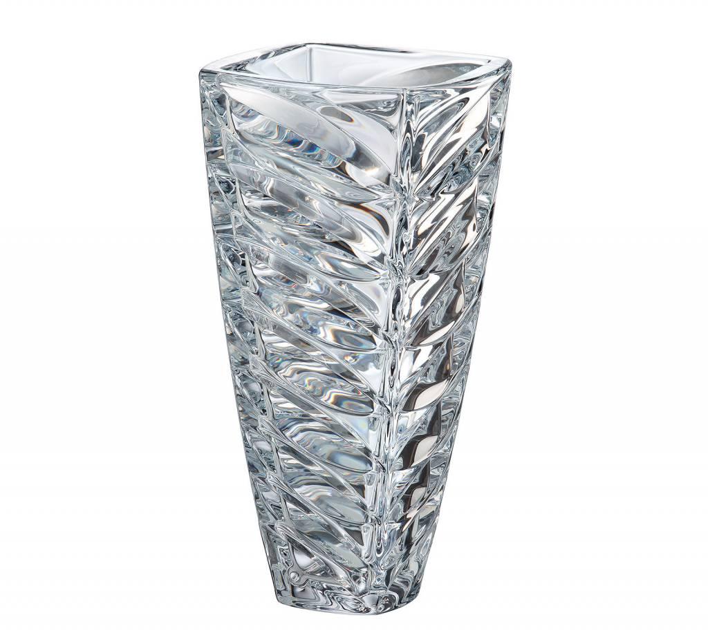 Crystalite Facet vaas 30,5cm hoog