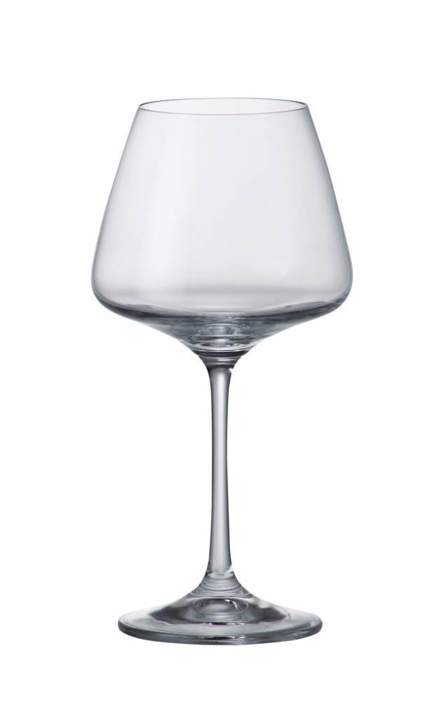Crystalex Wijnglazen Naomi 360ml