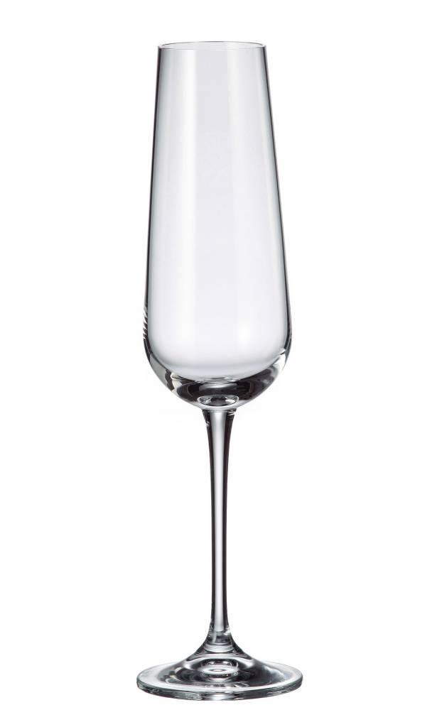 Crystalite Amundsen champagneglazen 220ml
