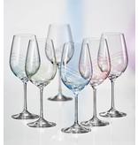 Crystalex Elipse wijnglazen 350ml