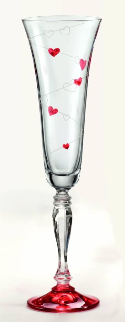 Love Champagneglazen 180ml