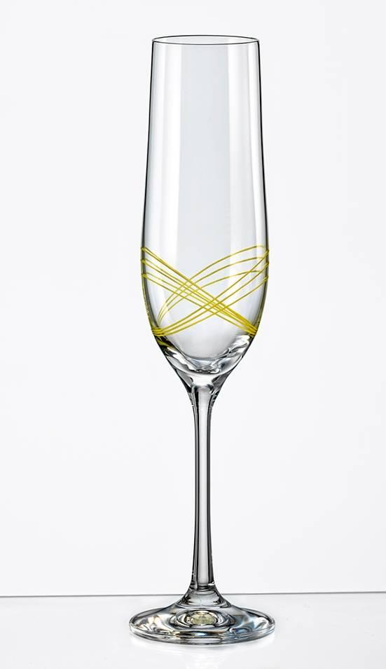 Elipse Champagneglazen 190ml