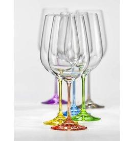 Rainbow Wijnglazen 550ml
