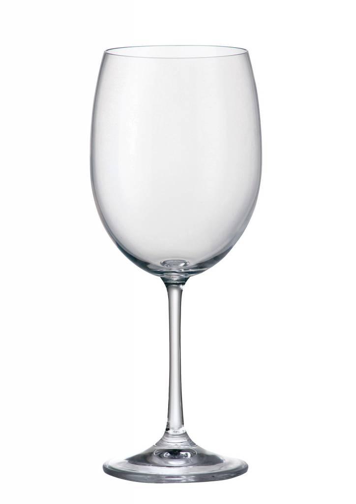 Crystalite gourmet wijnglazen 400ml